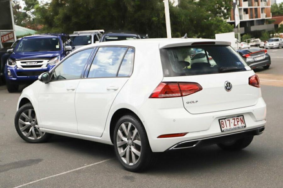 2020 Volkswagen Golf 7.5 110TSI Highline Hatchback