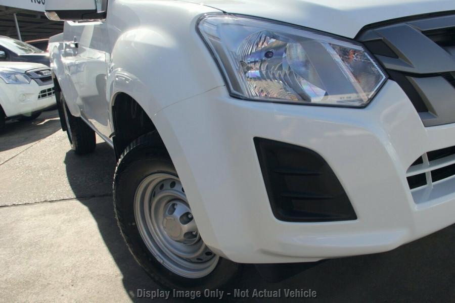 2019 Isuzu UTE D-MAX SX Space Cab Ute High-Ride 4x2 Utility