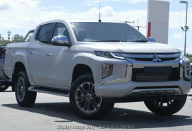 Mitsubishi Triton GLS Double Cab Pick Up 4WD MR MY19