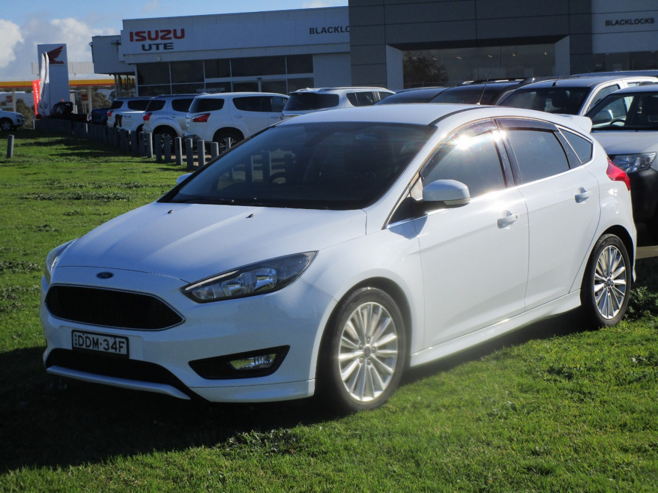 2016 Ford Focus LZ SPORT Hatchback