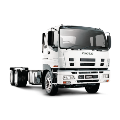 New Isuzu Giga Series