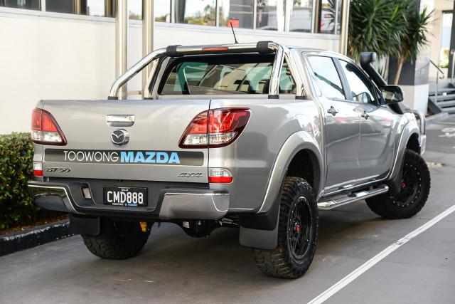 2019 MYch Mazda BT-50 UR 4x4 3.2L Dual Cab Pickup GT Dual cab Image 2