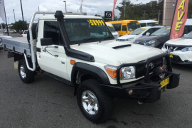 Toyota Landcruiser Workmate VDJ79R Turbo