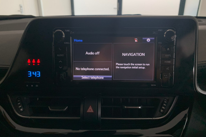 2019 Toyota C-hr NGX10R NGX10R Suv Image 15