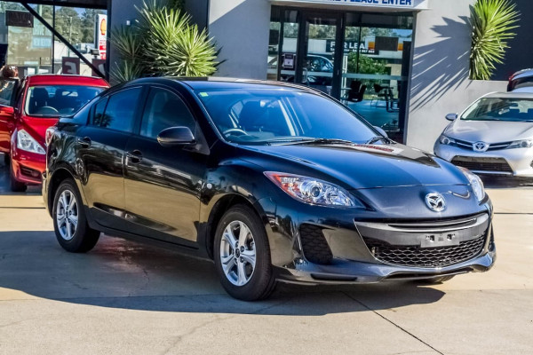 2013 Mazda 3 BL Series 2 MY13 Neo Sedan Image 3
