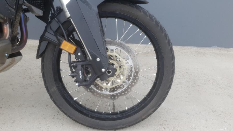 2020 Honda CRF1100AL2 TEMP 2020 Africa Twin Motorcycle Image 9