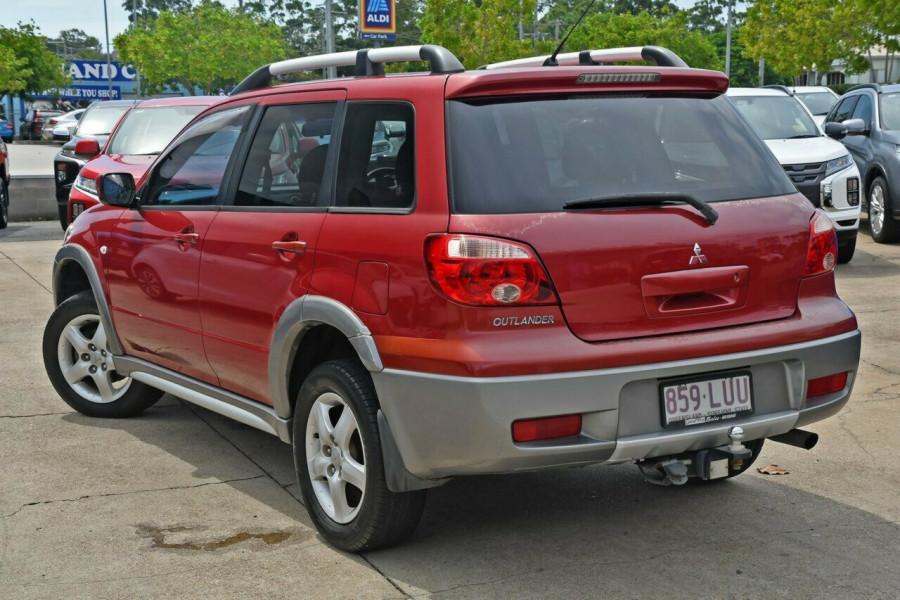 2004 Mitsubishi Outlander ZF LS Suv