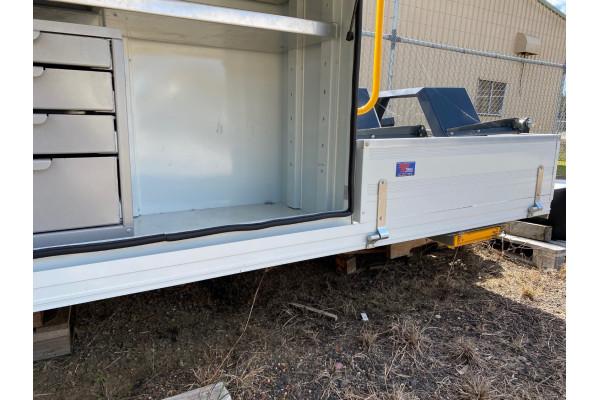 Iveco Aluminium Tray Tray Image 2