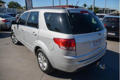 2013 Ford Territory SZ TX Wagon Image 4