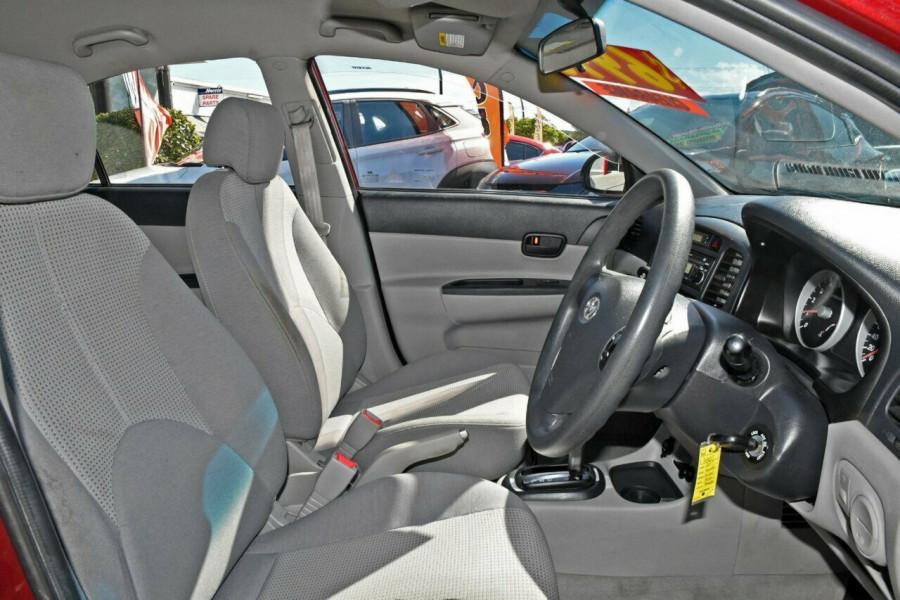 2007 Hyundai Accent MC MY07 S Sedan