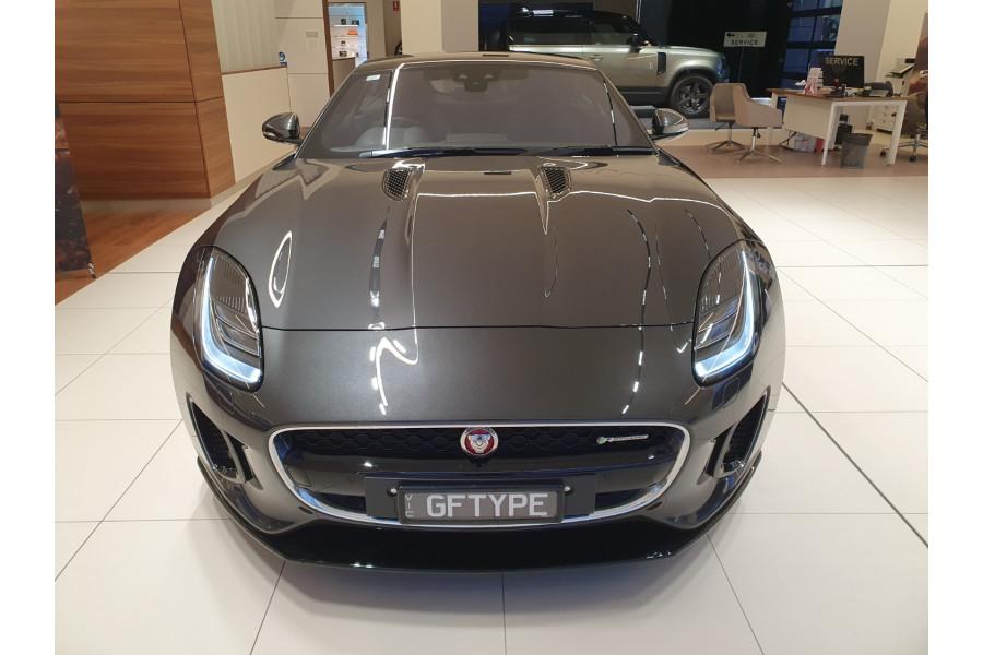 2018 Jaguar F-type X152 MY19 R Coupe