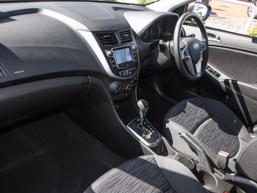 2018 Hyundai Accent RB6 Sport Hatch Hatchback