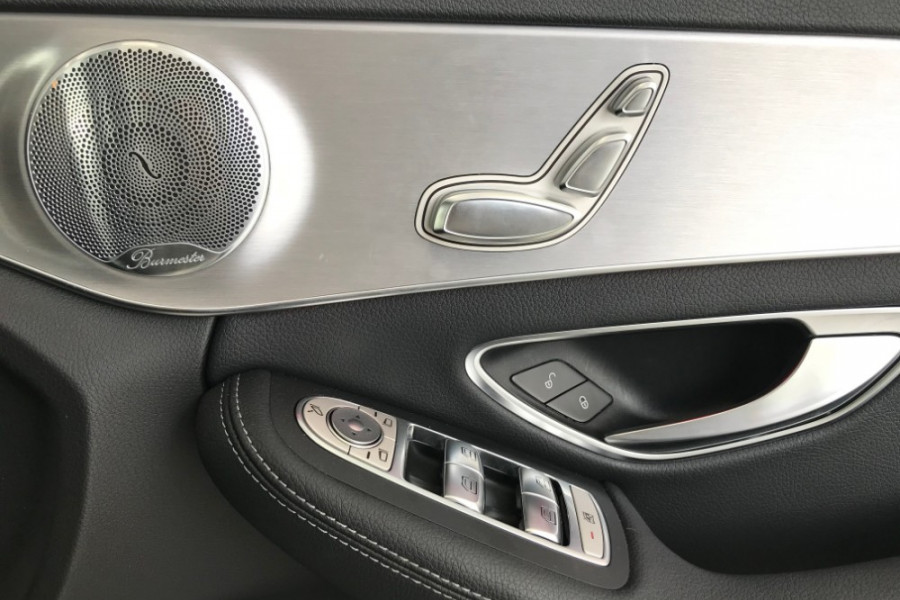 2018 Mercedes-Benz C-class W205 809MY C300 Sedan Image 25