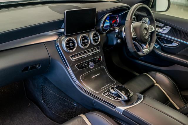 2016 MY07 Mercedes-Benz C-class W205  C63 AMG S Sedan Image 21
