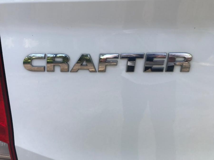 2018 All Crafter Van VOLKSWAGEN Van Image 16