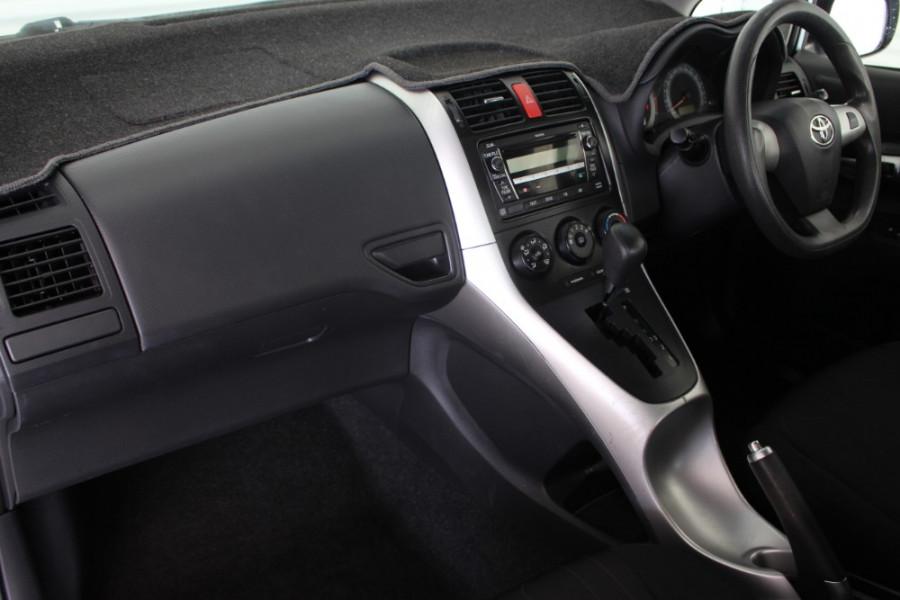 2011 Toyota Corolla ZRE152R MY11 ASCENT Hatchback