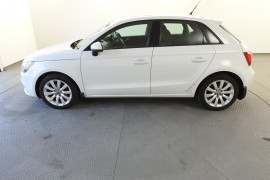 2012 MY13 Audi A1 8X MY13 Attraction Hatchback Image 2