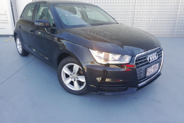 Audi A1 8X MY15