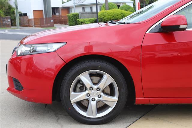 2012 Honda Accord Euro 8th Gen MY13 Sedan Image 7