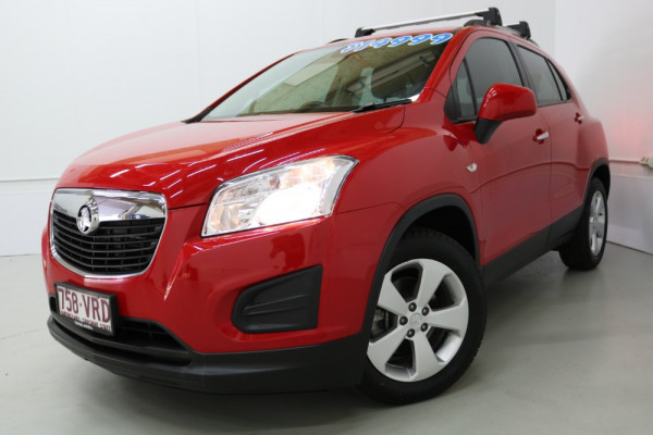 Holden Trax ACTIVE TJ MY15