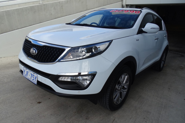 2015 Kia Sportage SLi 3 of 25