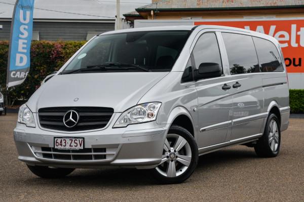 2014 Mercedes-Benz Valente 639 116CDI BlueEffici Wagon