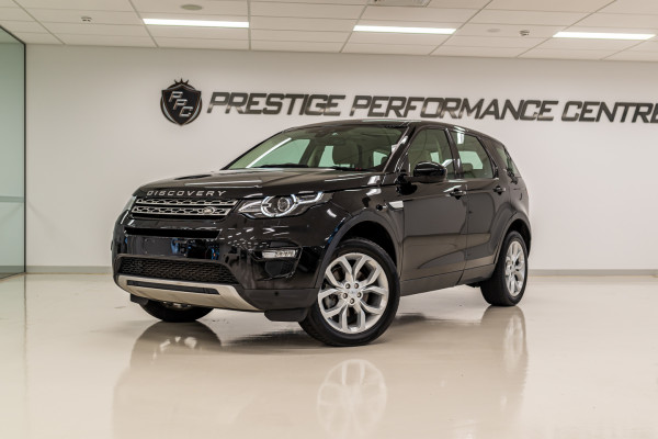 2016 MY17 Land Rover Discovery Sport L550  TD4 180 HSE Suv