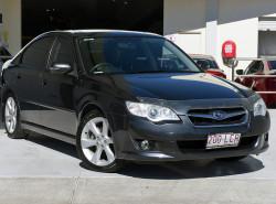 Subaru Liberty Heritage B4 MY08