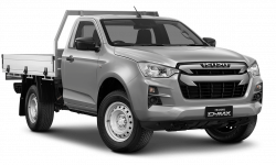 New Isuzu UTE SX 4x4 Single Cab Chassis