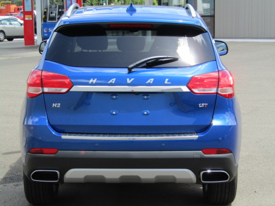 2020 Haval H2 Luxury Facelift Sports utility vehicle