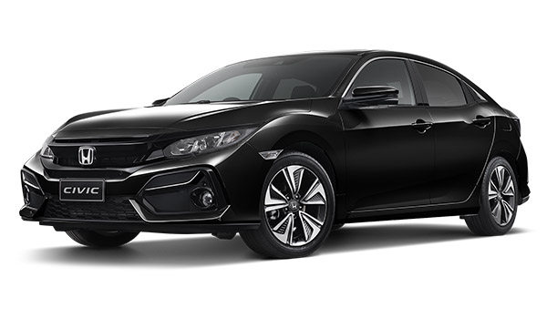 2020 Honda Civic 10th Gen VTi-L Hatchback