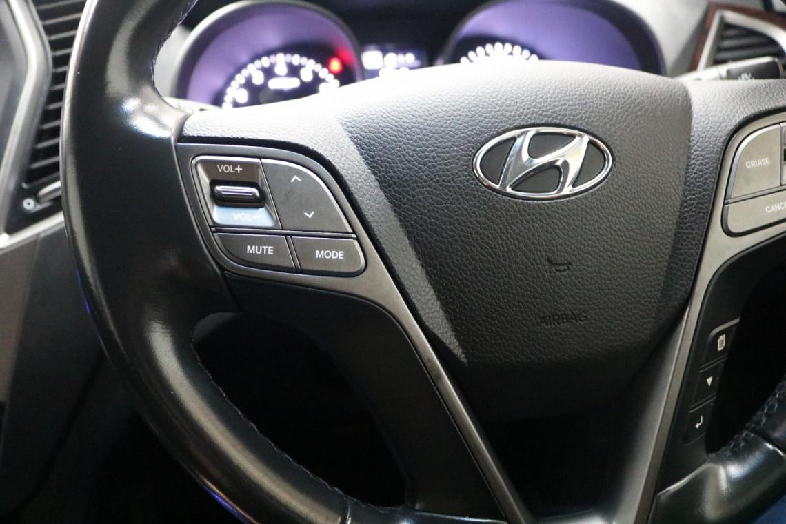 2017 MY18 Hyundai Santa Fe DM4 MY18 ACTIVE Suv Image 11