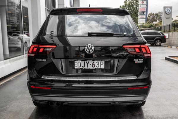 2016 MY17 Volkswagen Tiguan 5N  132TSI Comfrtline Suv