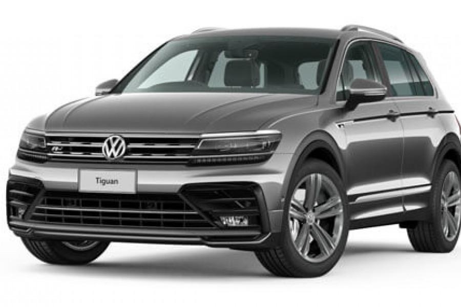 2019 MY19.5 Volkswagen Tiguan 5N R-Line Edition Suv