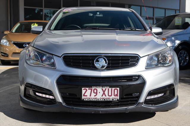 2013 Holden Commodore VF MY14 SV6 Sedan Image 2