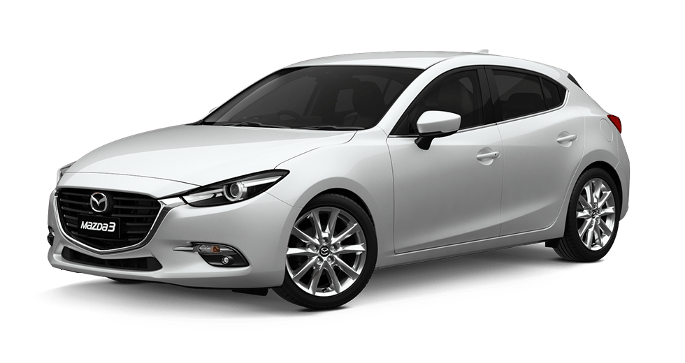 MAZDA3 SP25GT | Sedan and Hatch