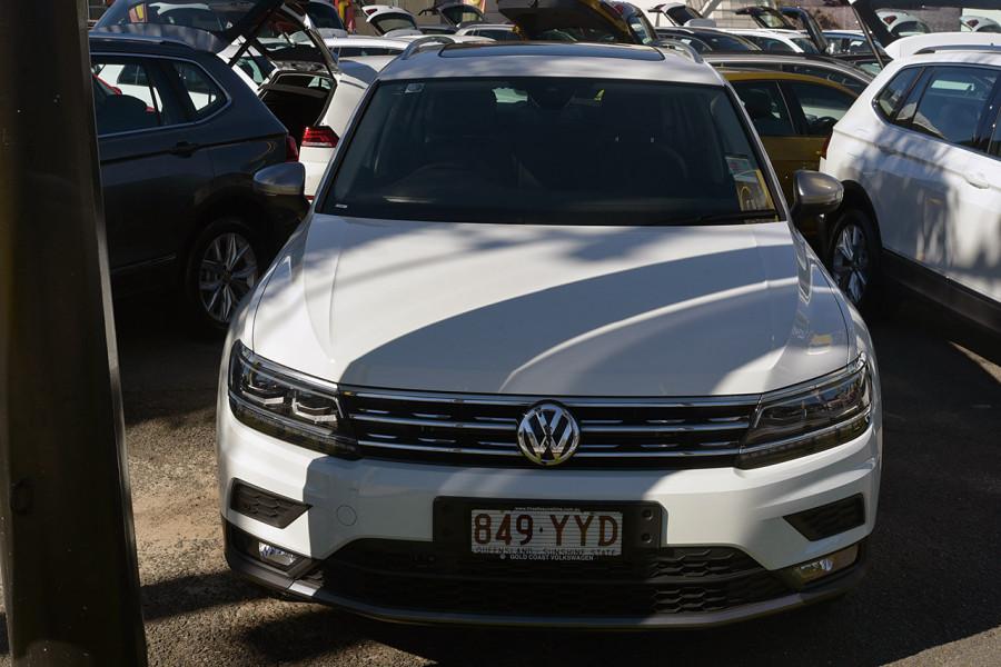 2018 MY19 Volkswagen Tiguan Allspace 5N Comfortline Wagon Mobile Image 2