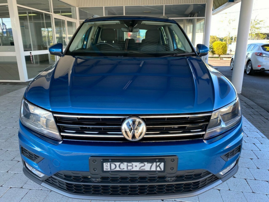 2016 Volkswagen Tiguan 5N  132TSI Suv Image 3