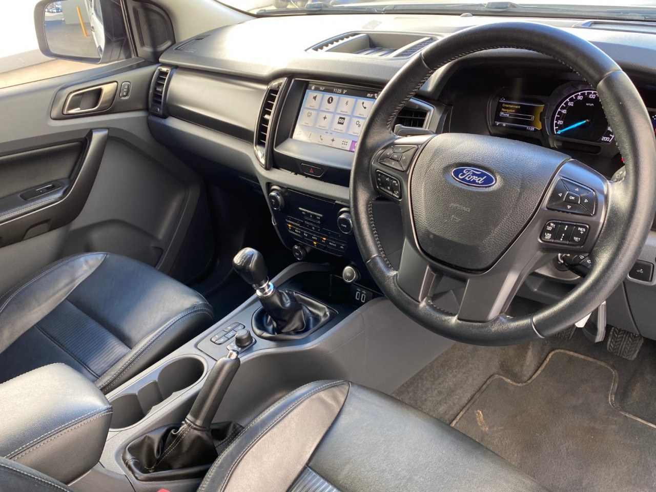 2017 Ford Pxii Ranger Xlt Crew Cab Pick Up 4x4 3.2 PX MKII XLT Utility