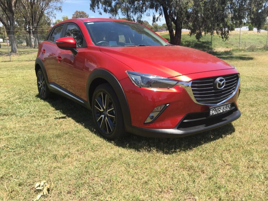 2017 Mazda CX-3 DK4W7A Akari Suv Image 1