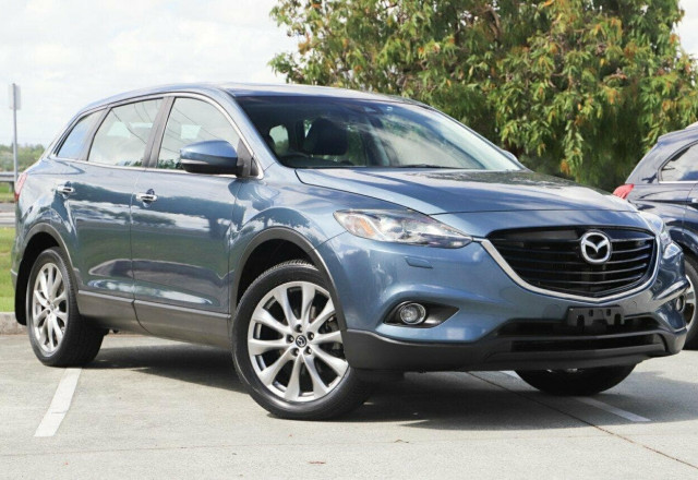 2014 Mazda CX-9 TB Series 5 Grand Touring Suv