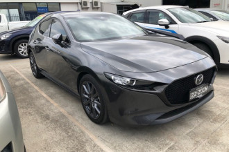 2019 Mazda 3 BP G25 GT Hatch Hatchback Image 2