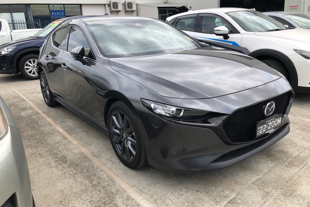 2019 Mazda 3 BP G25 GT Hatch Hatchback