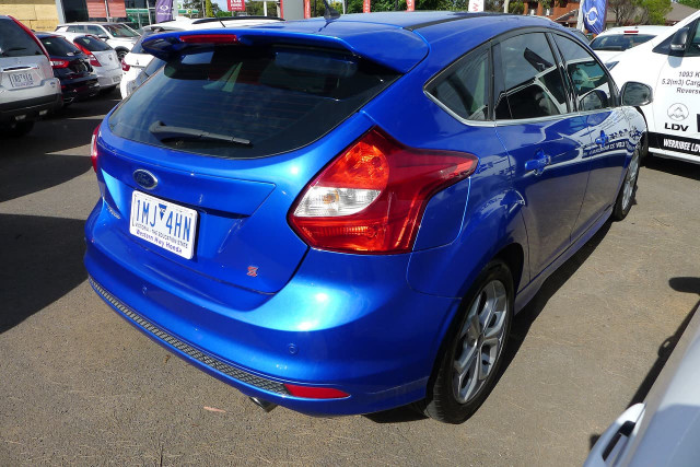 2014 Ford Focus Sport
