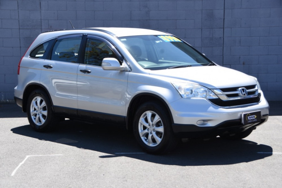 2010 Honda CR-V RE MY2010 Suv