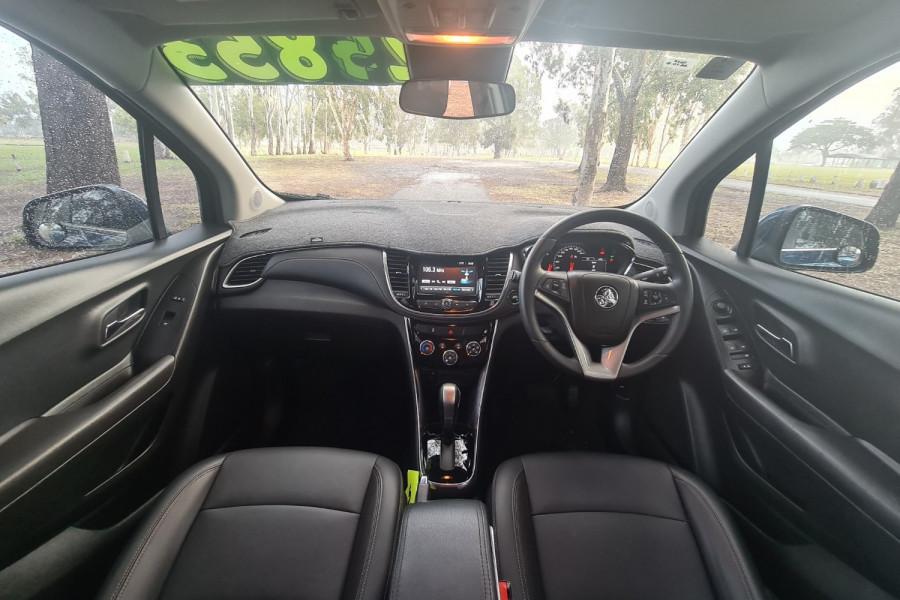 2019 MY20 Holden Trax TJ LTZ Suv