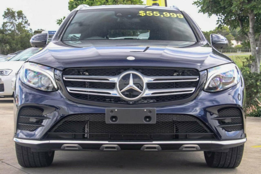 2015 Mercedes-Benz GLC250 253 Wagon