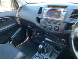 2014 Toyota HiLux KUN26R Turbo SR 4x4 d/cab t/t/s