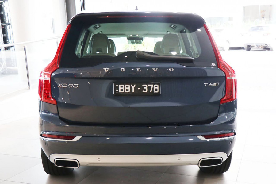 2019 Volvo XC90 L Series T6 Inscription Suv Mobile Image 4