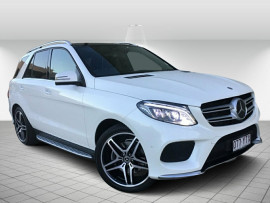 Mercedes-Benz GLE350 d 9G-Tronic 4MATIC W166 807MY